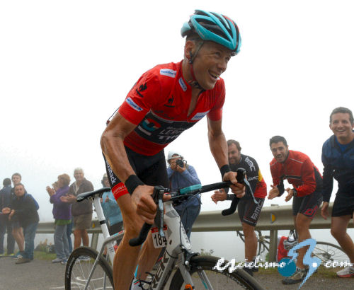 Vuelta a España: Grandioso Chris Horner, memorable Vincenzo Nibali