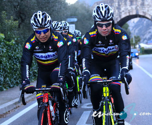 El Team Colombia viaja a Portugal para disputar la Vuelta al Algarve