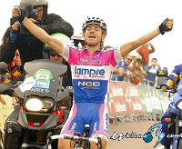 Damiano Cunego (Lampre-NGC)