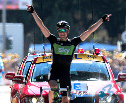 "Tour de Francia: Boasson Hagen: ""Ten�a un plan y todo ha ido perfectamente"""