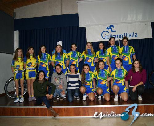 Presentado en viella los equipos de la escuela de ciclismo for Equipos de ciclismo