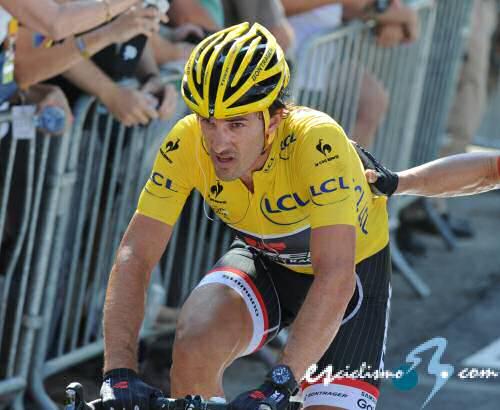 Tour de Francia: Cancellara no saldrá mañana tras fracturarse dos ...