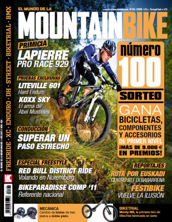 Número 100 de El Mundo de la Mountain Bike