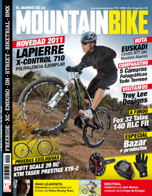 N�mero 90 de El Mundo de la Mountain Bike