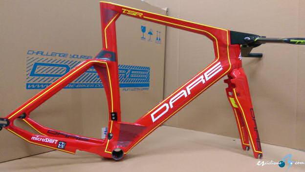 Asi Son Las Nuevas Bicicletas Vsr Y Tsr Del Equipo Dare Bikes Gobik