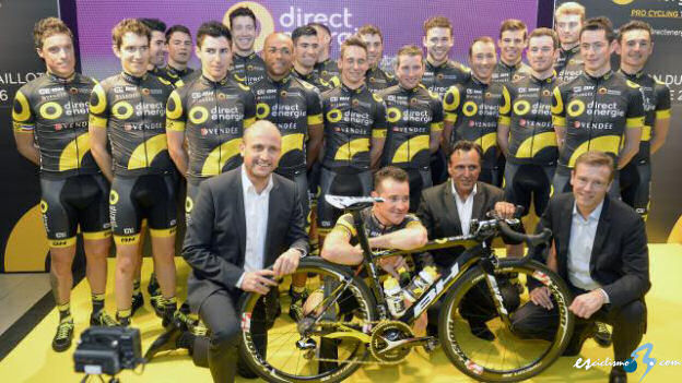 Equipo Direct Energie