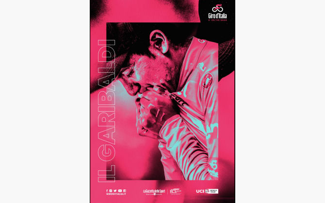 Libro de tuta del Giro de Italia 2020