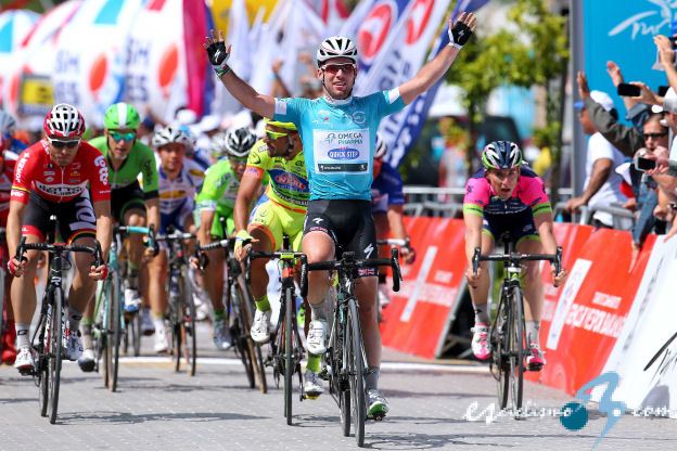 Mark Cavendish. Foto: OPQS / Tim de Waele