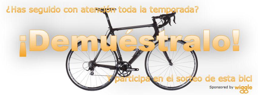 """Concurso """"Fin de temporada 2013"""" by Wiggle"""