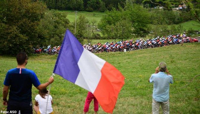 Daryl Impey ganó la novena etapa del Tour de Francia