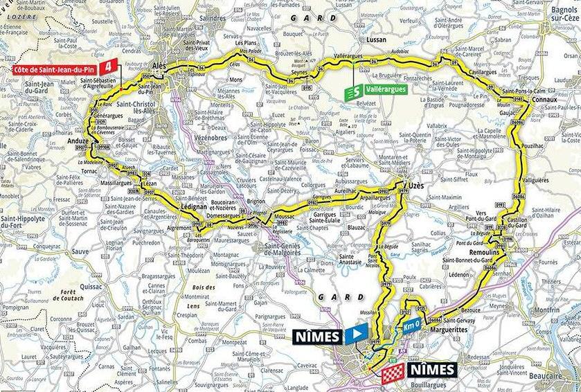 Caleb Ewan sumó su segunda victoria en el Tour de Francia