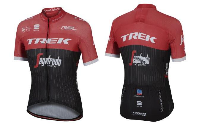 zapatos de separación mejor selección de bastante baratas Trek-Segafredo presenta su nuevo maillot de competición para ...