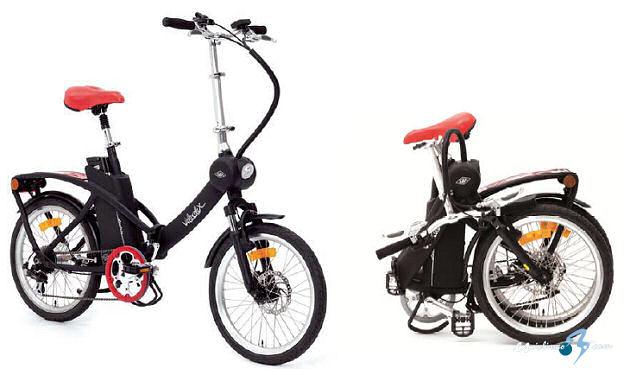 Velosolex la bicicleta el ctrica plegable con movimiento for Bici pininfarina peso