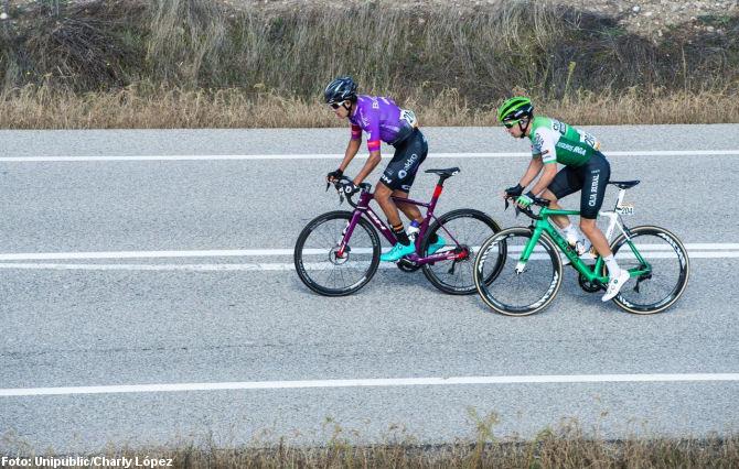 Vuelta a España - Fuga etapa 9