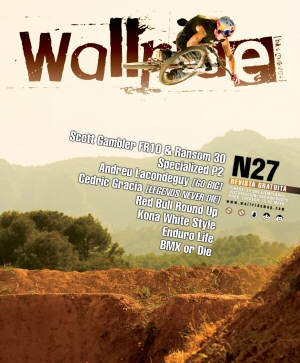 N�mero 27 de Wallride Bike Magazine