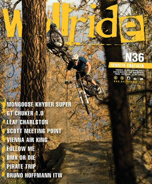 Número 36 de Wallride Bike Magazine