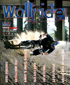 N�mero 37 de Wallride Bike Magazine
