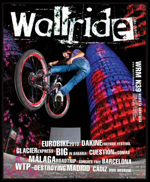 Número 39 de Wallride Bike Magazine