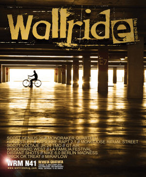 Número 41 de Wallride Bike Magazine