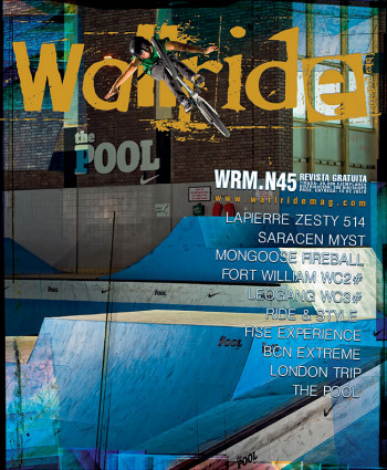 Número 45 de Wallride Bike Magazine