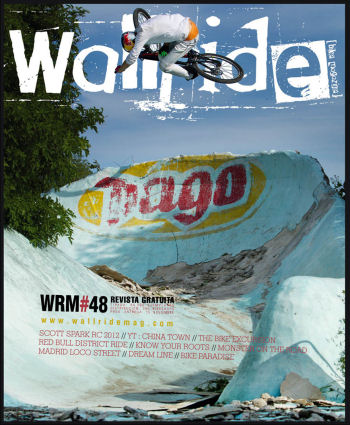 Número 48 de Wallride Bike Magazine