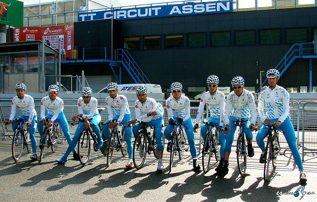 Circuito Xacobeo : Vuelta a españa el xacobeo galicia rodó en circuito de