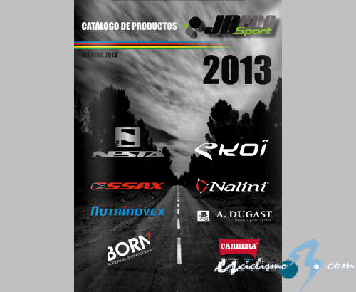Disponible el cat�logo ampliado de productos de JDpro-Sport