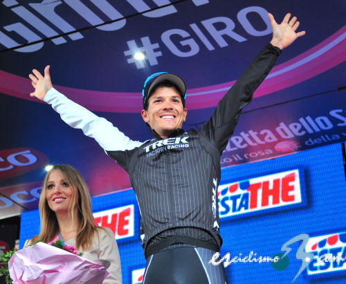 Julián Arredondo seguirá en el Trek Factory Racing hasta 2016