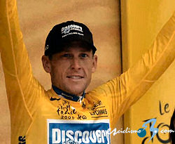 SCA Promotions le reclama 12 millones de dólares a Lance Armstrong