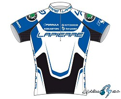 Disponible la nueva ropa Lapierre, con los colores del Team Lapierre International XC