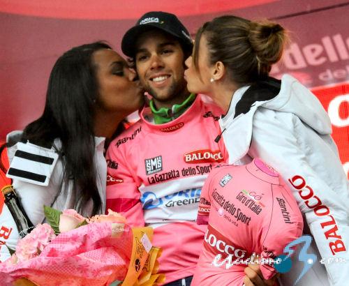 Giro de Italia: Michael Matthews gana la sexta etapa y se mantiene líder