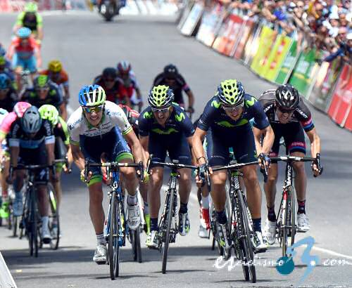 Movistar Team anuncia su equipo para el Tour Down Under
