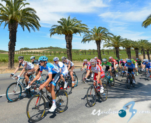 Listado oficial de corredores inscritos en el Tour Down Under 2016
