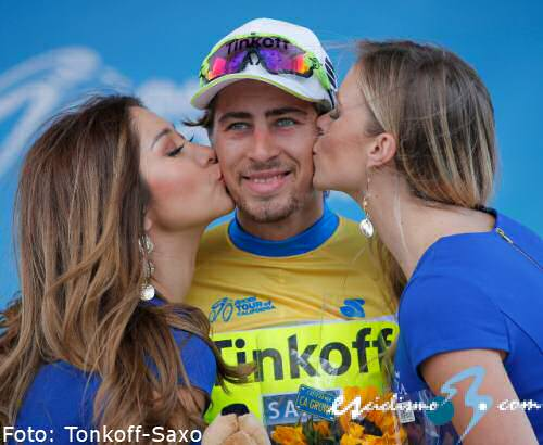 Peter Sagan se lleva el Tour de California y Mark Cavendish la última etapa