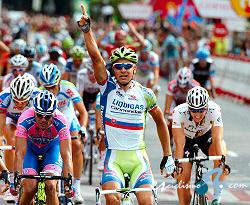 Vuelta a España: Peter Sagan: