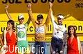 Vuelta Ciclista a España 2004. Clasificaciones finales.