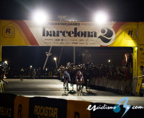 Red Hook Criterium regresa a Barcelona con récord de participantes