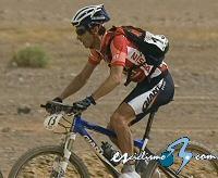Roberto Heras, Titan Desert 2008