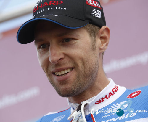 El canadiense Ryder Hesjedal ficha por el Trek Factory Racing
