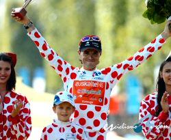 Tour de Francia: Samuel Sánchez:
