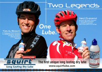 Ned Overend y Travis Brown