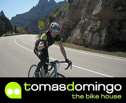 Prepara la temporada cicloturista con Tomas Domingo-The Bike House