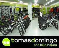 Jugosos descuentos en las rebajas de Tomas Domingo-The Bike House