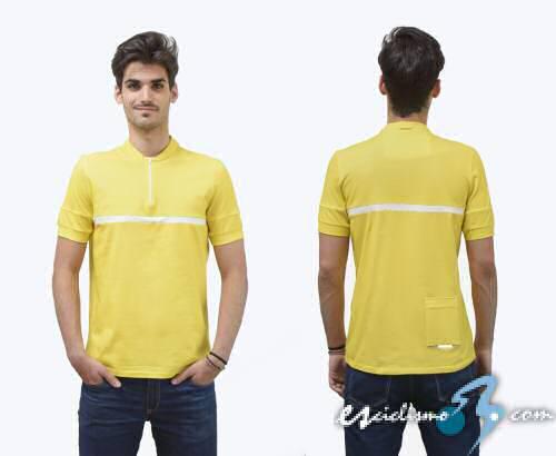 Nueva colección de prendas Tour de France de Transparent