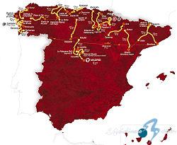 La Vuelta a España se concentra en el norte y se ofrece a los escaladores