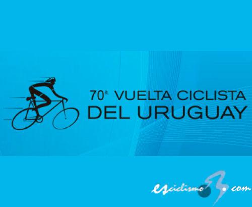 Vuelta del Uruguay: Aguilar gana la sexta etapa y Da Rosa sigue líder