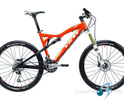 Nueva gama de colores para la bicicleta all mountain Yeti AS-R 5