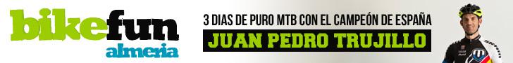 BikeFun Almer�a. Tres d�as de puro MTB con Juan Pedro Trujillo