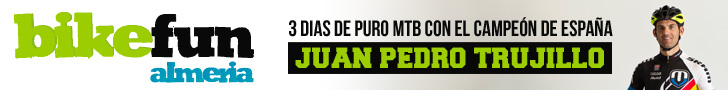 BikeFun Almería. Tres días de puro MTB con Juan Pedro Trujillo