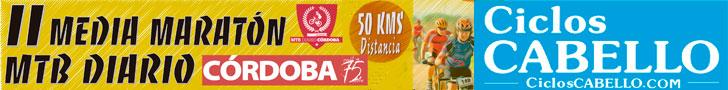 II Media Maratón MTB Diario de Córdoba